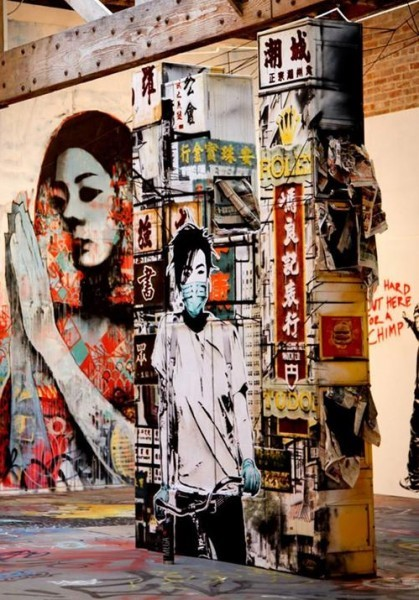 التصورات التجريبية في الفن التعبيري المعاصر بينJean-Michel Basquiat  و Eddie Colla