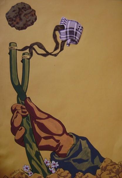 البوستر الفلسطيني .. جمالية مقاومة برؤى بصرية تجاوزت شعارات الانتماء