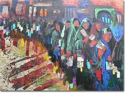 A Journey Through New Beginnings by Maymanah Farhat
