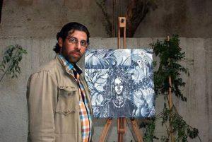 الفنان معتز العمري: التزام الفنانين بقضية فلسطين يفتح باب الإبداع
